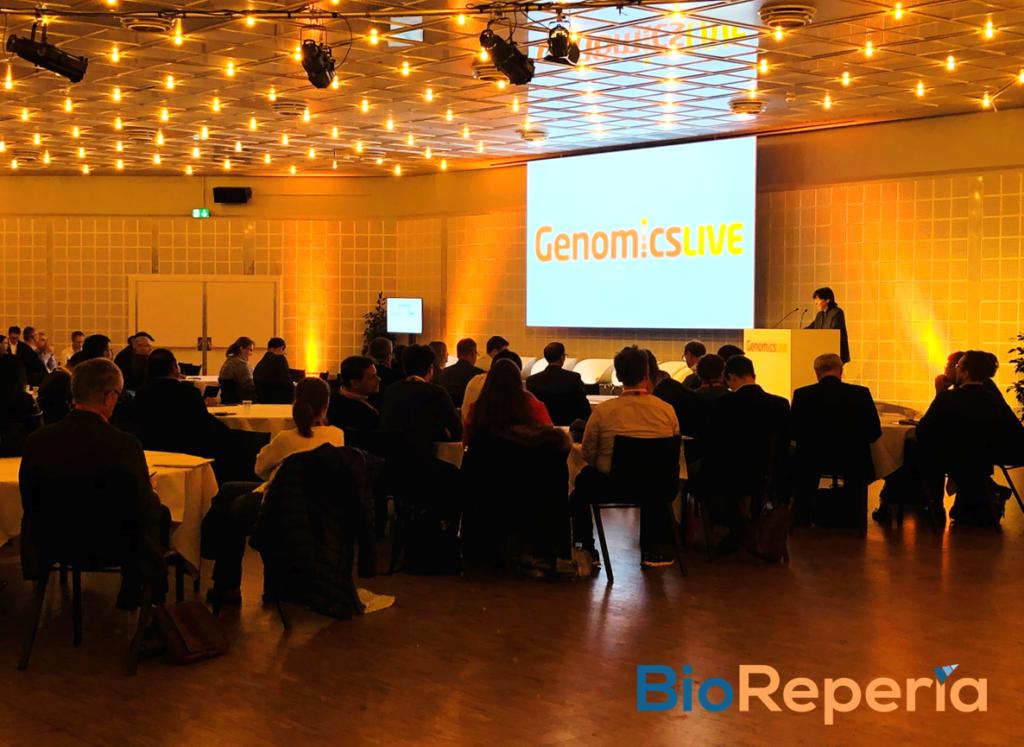 BioData/Genomics conference Basel